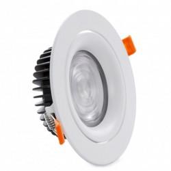 Comprar Foco downlight Circular COB 20W 2000Lm Ø145mm