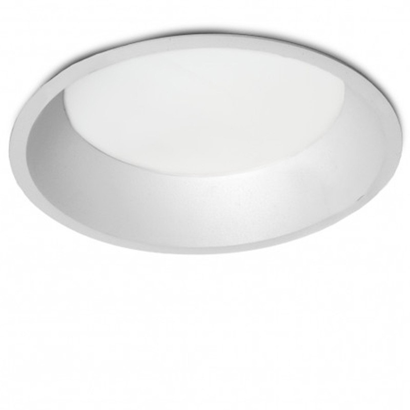 Downlight led Luxtar 15W 1200Lm Ø115mm