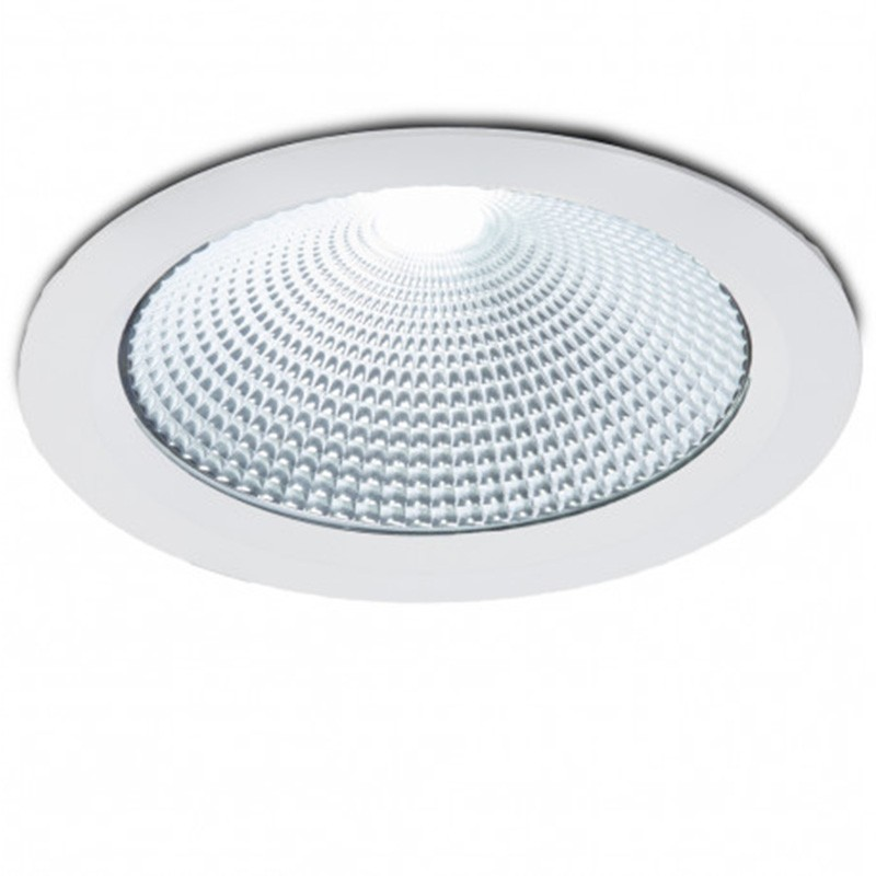 Downlight led COB 60W 6000Lm Ø230mm