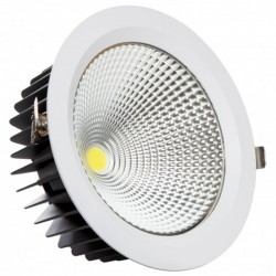 Comprar Downlight led COB 60W 6000Lm Ø230mm