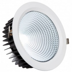 Oferta Downlight led COB 60W 6000Lm Ø230mm
