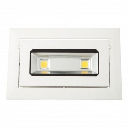 R7S Foco Downlight led Rectangular COB 20W 1800Lm