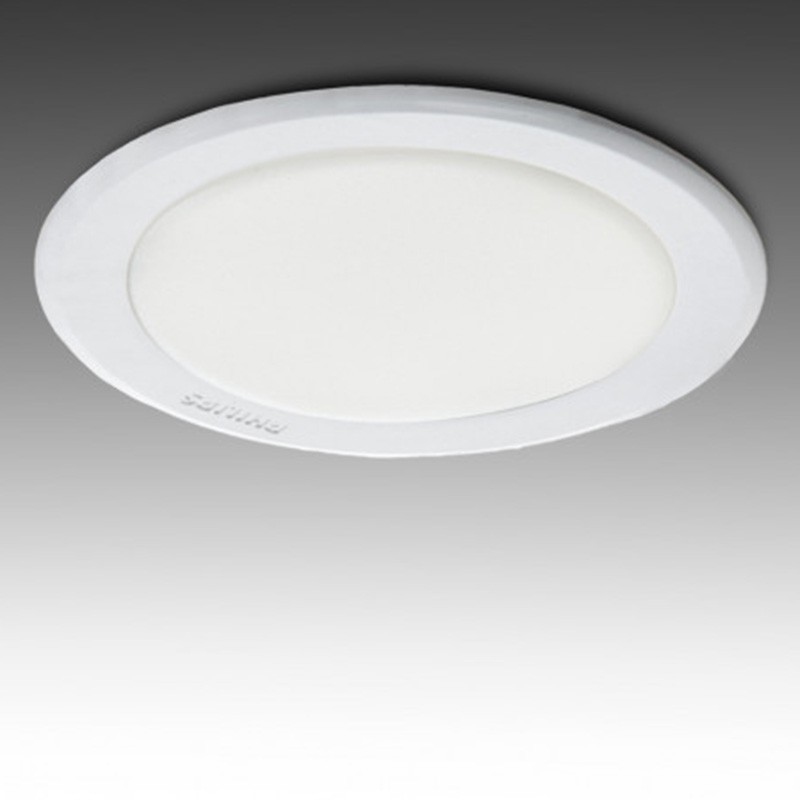 Downlight led Philips Redondo Blanco 17W 1750Lm