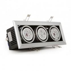 Comprar Foco Downlight rectangular Cardan 9W 900Lm