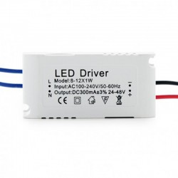 Driver Downlight led Plateado 9W 800Lm Ø145mm