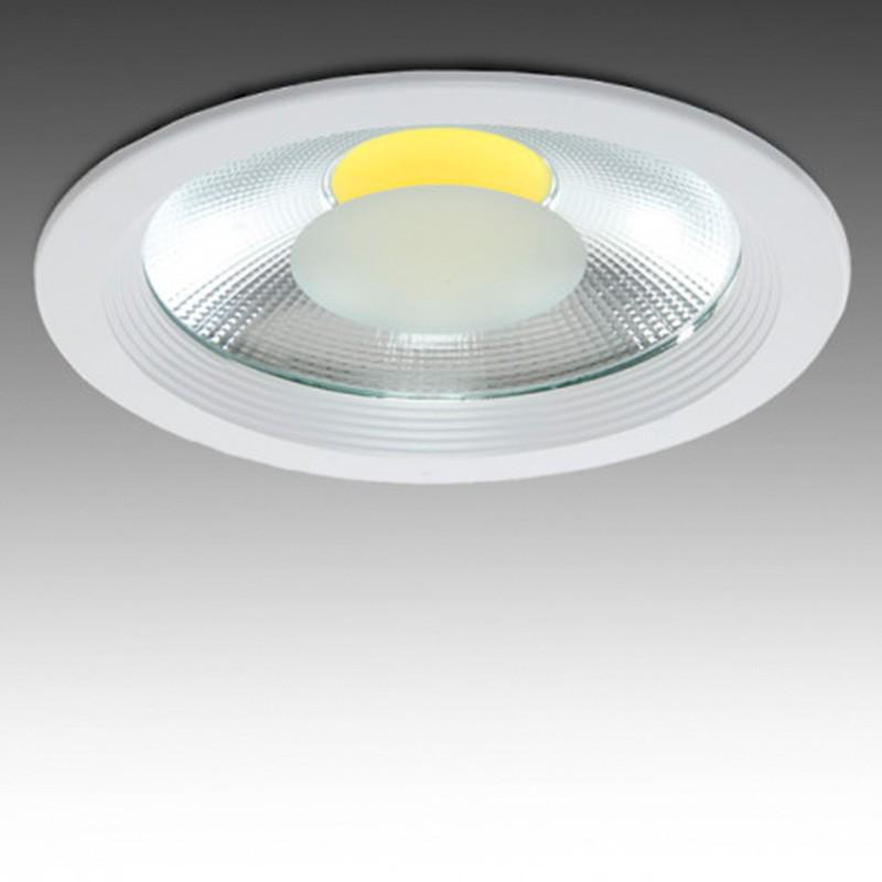 Downlight led COB circular 30W 2700Lm