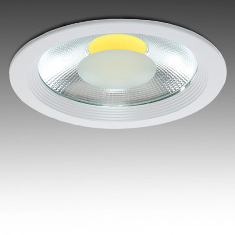 Downlight led COB circular 30W 2700Lm