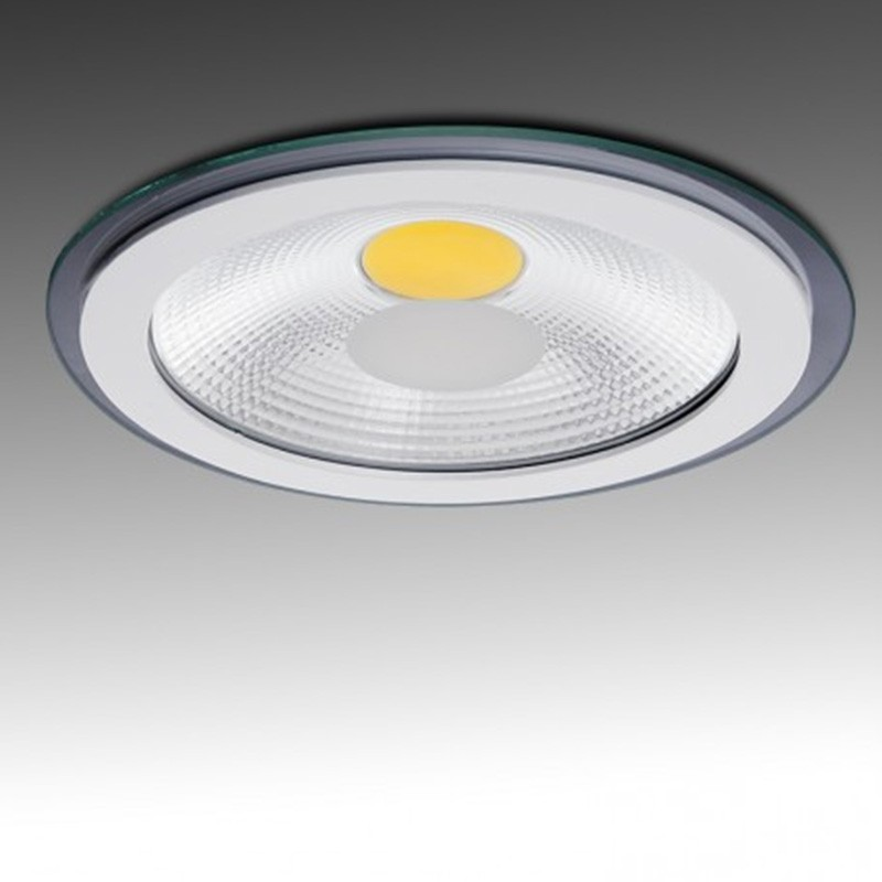 Downlight led COB circular 10W 800Lm