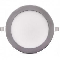 Comprar Downlight Circular Plateado 15W 192mm 1170Lm