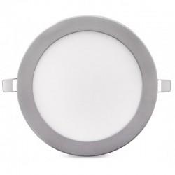 Comprar Downlight Circular Plateado 20W 240mm 1860Lm