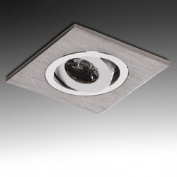 Foco Downlight led 1W 90Lm