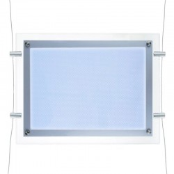 Precios Panel metracrilato led A1