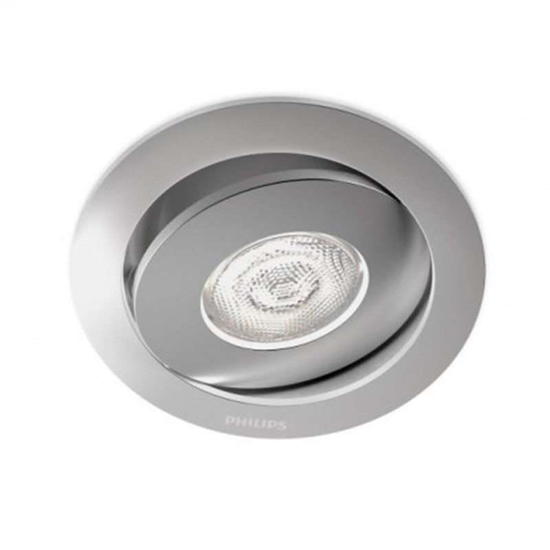 Foco Downlight philips regulable 4,5W 500Lm