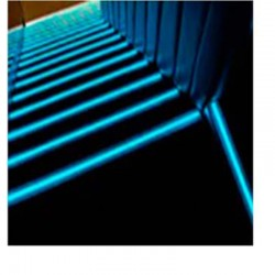 Comprar Peldaño luminoso para escaleras