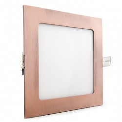 Comprar Downlight cuadrado Bronce 12W 170mm 860Lm