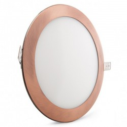 Comprar Downlight redondo Bronce 18W Ø225mm 1300Lm