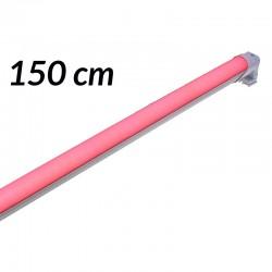 Tubo led Rosa fucsia 150cm T8