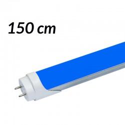 Tubo led Azul 150cm T8