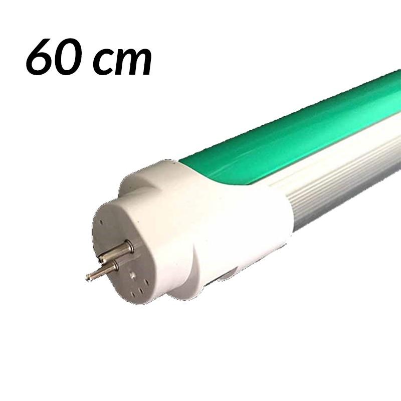 Tubo led Verde 60cm T8