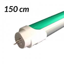 Tubo led verde 150cm T8