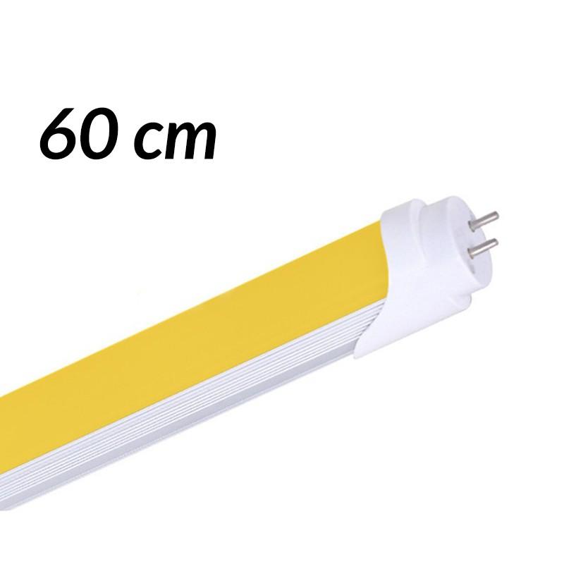 Tubo led Amarillo 60cm T8