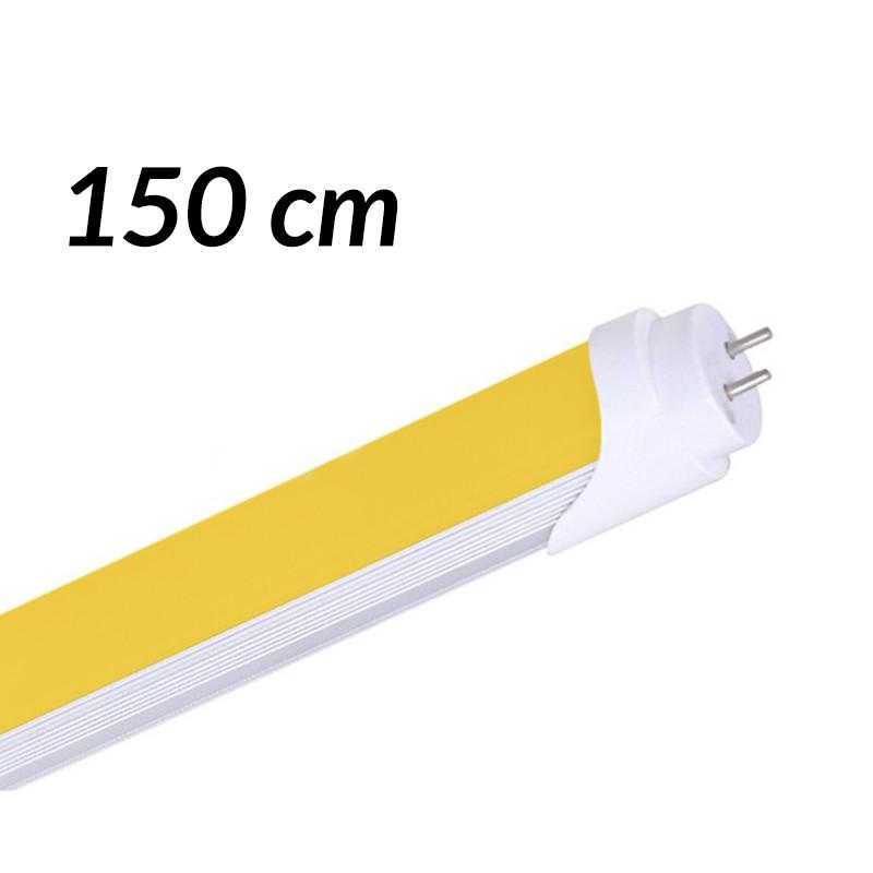 Tubo led Amarillo 150cm T8