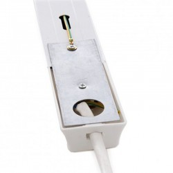 Precios Conector Carril Monofásico + 1 metro Blanco