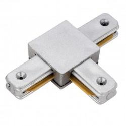 Conector T Carril Monofásico Aluminio