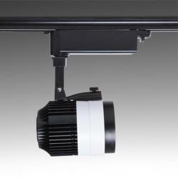 Precios Foco Carril Led 20W 1800Lm Ø103mm