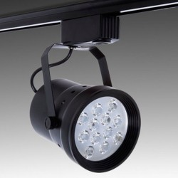 Foco Carril Led 12W 1200Lm Ø113mm