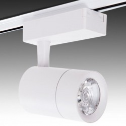 Foco Carril Led 30W 2600Lm Ø160mm