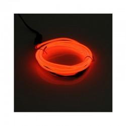 Cable Luminoso rojo