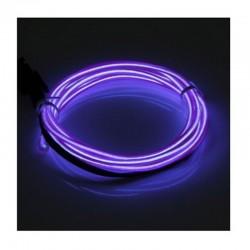 Cable Luminoso purpura