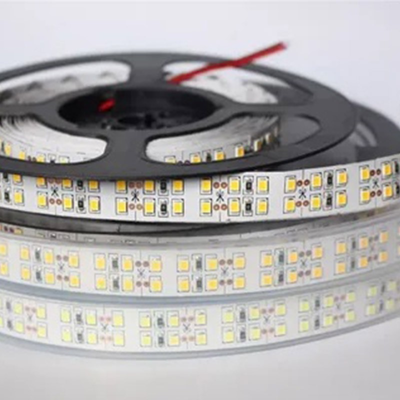 Tira led Doble 12v 260Leds/metro