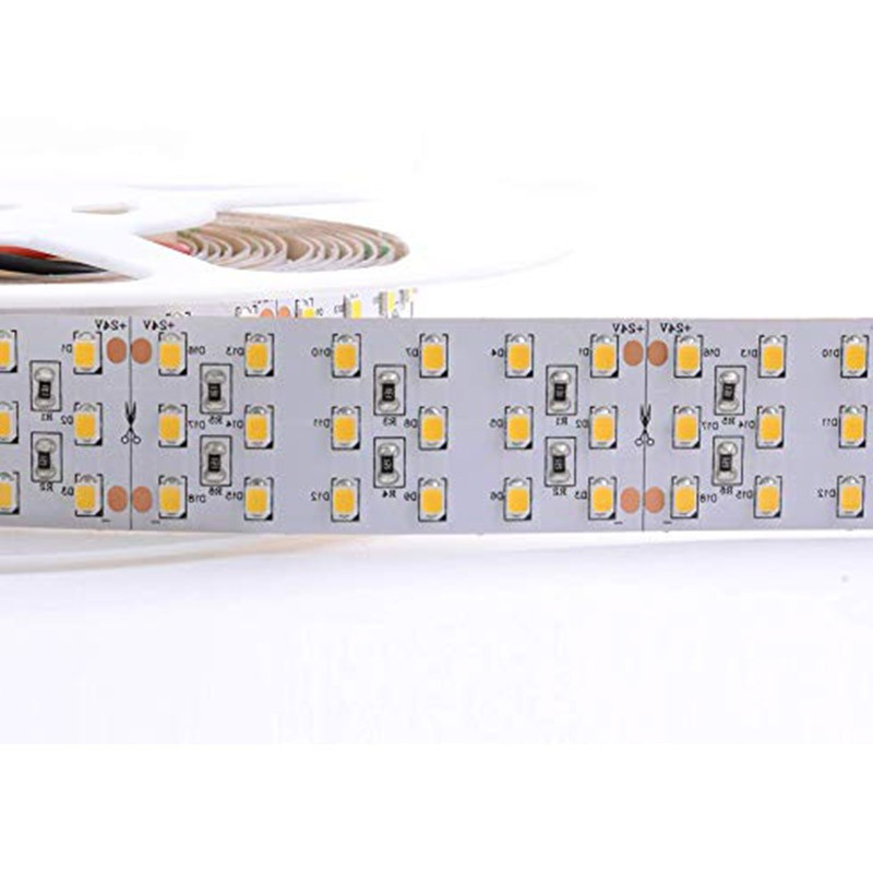 Tira led Doble 12v 360Leds/metro