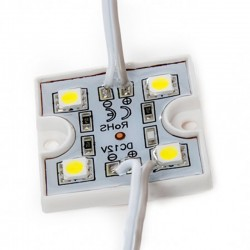 Módulo Led  SMD3528 IP65 0,6W