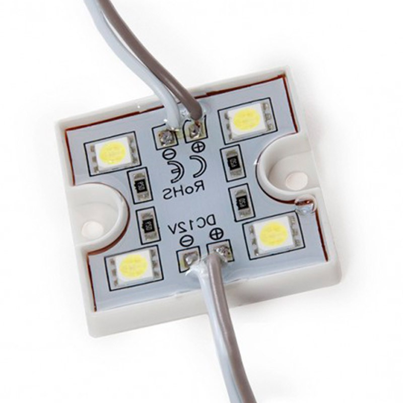 Módulo Led  SMD5050 IP65 1,44W
