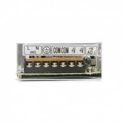 Comprar Transformador metálico 24v 200W 6,5A IP25