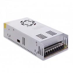 Transformador metálico 24v 400W 16,5A IP25