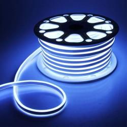 Flex Neon 8x16mm 12W/m 12V 120L/m Blanco Frío