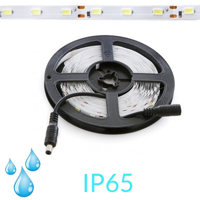 Tira 16W 12V SMD5630 IP65 60Leds/metro