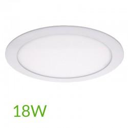 Downlight circular 225mm 18W 1409Lm