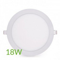 Oferta Downlight circular 225mm 18W 1409Lm