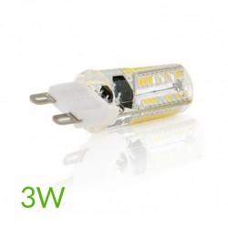 Comprar Bombilla led G9 3W Regulable SMD3014 200Lm