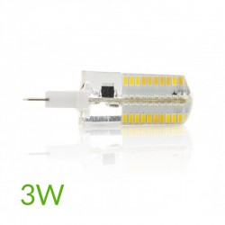 Bombilla led G9 3W Regulable SMD3014 200Lm