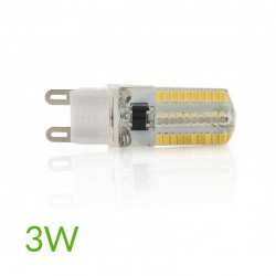 Compra Bombilla led G9 3W Regulable SMD3014 200Lm