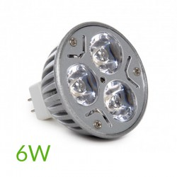 Bombilla led Mr16 6W 550Lm