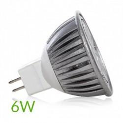 Comprar Bombilla led Mr16 6W 550Lm