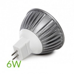 Conector Bombilla led Mr16 6W 550Lm