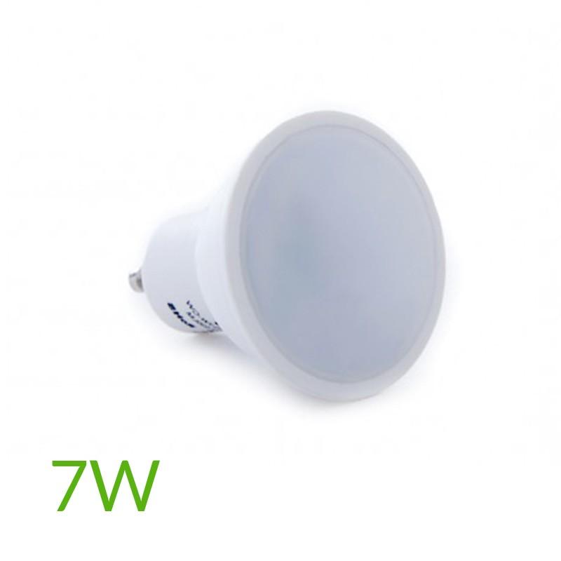 Bombilla led Gu10 7W 520Lm